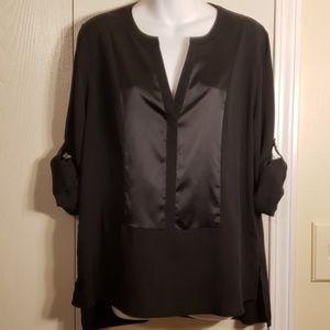 Calvin klein blouse. Size L EUC.